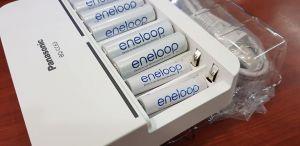 Bộ pin sạc Panasonic eneloop Basic BQ- CC63