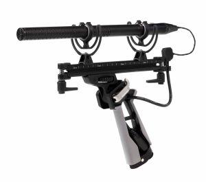Kính chắn gió Rode Blimp và Hệ thống treo chống sốc Rycote cho Micro Shotgun