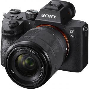 Sony Alpha a7 mark III + Kit 28-70mm