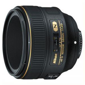 Nikon AF-S 58MM F1.4G nano