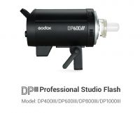 Godox DP III 400W - Chính hãng