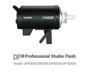Godox DPIII 600W- Chính hãng