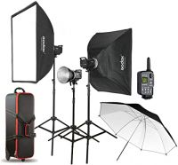 Godox MS300II-D Studio Flash Kit