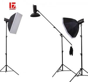 Flash Jinbei DPEII 600 Kit 3