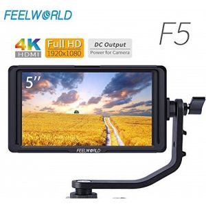 Monitor Feelworld F5 5″ 4K IPS