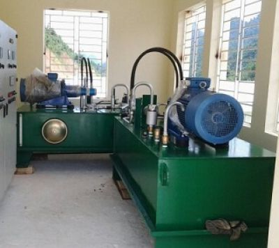 Bộ nguồn thủy điện
