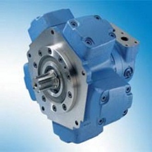 Radial-piston-motor-Bosch-Rexroth