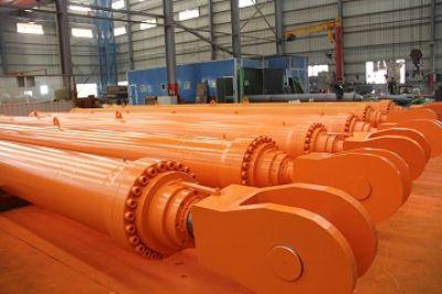 Xilanh nhập khẩu - công trình thủy điện
