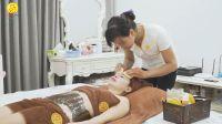 Dịch vụ massage sau sinh tại nhà.