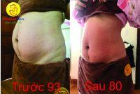 Giảm béo sau sinh lấy lại vóc dáng