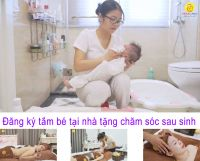 Vietsun Care dịch vụ chăm sóc mẹ và bé.