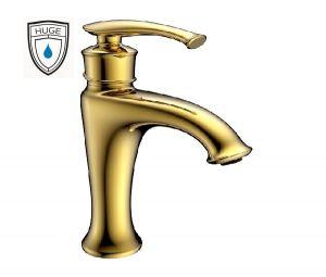 Vòi lavabo nóng lạnh Pheonix Gold (H-1900V)