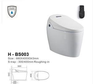 Bàn cầu thông minh toàn phần (H-BS003)