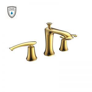 Vòi lavabo Pheonix gold (H-1900A)