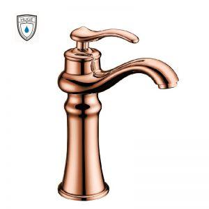 Vòi lavabo Aladdin rose gold (H-H966AR)