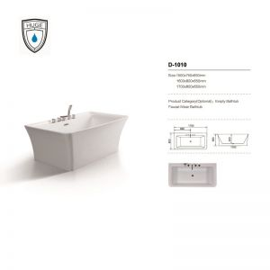 Bồn tắm độc lập (SW-D1010)