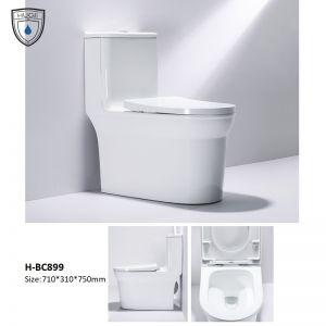Bàn cầu một khối (H-BC899)