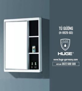 Tủ gương PVC 600 (H-TG9929-60)