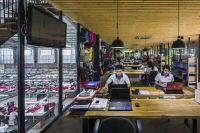 Xưởng may công nghiệp tại Vinh, Nghệ An