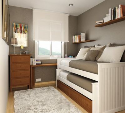Gợi ý những thiết kế thông minh và nội thất cho phòng ngủ nhỏ tại Vinh