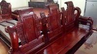 Bàn ghế gỗ gụ tại Vinh