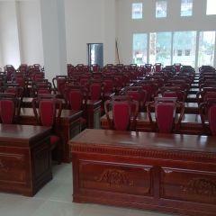 Bàn ghế hội trường 12