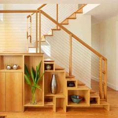 Tủ rượu gầm cầu thang 11