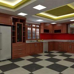 Tủ bếp 08