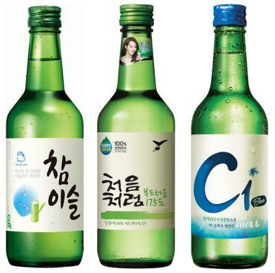 Rượu Soju Chamisul