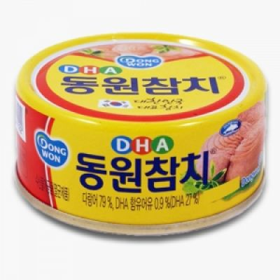 Cá ngừ DHA