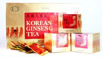Trà Nhân Sâm Hàn Quốc - Koreanginseng tea