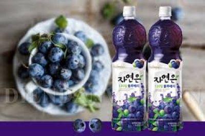 Nước blueberry