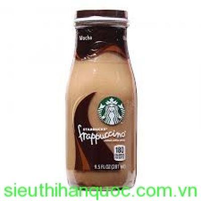 Cafe starbuk chai