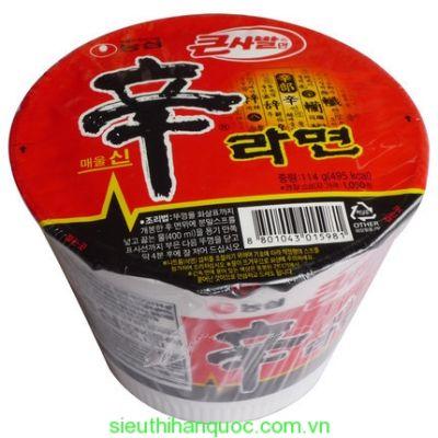 Mỳ ăn liền Shin - Bát