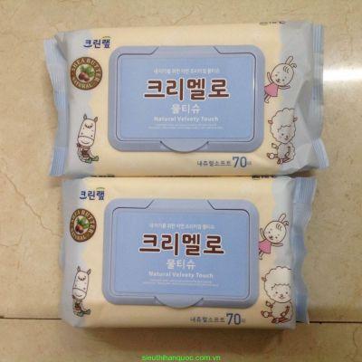 Khăn ướt Hàn Quốc