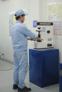 Trang thiết bị CNC