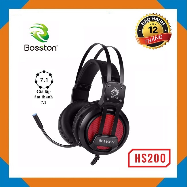 Headphone Bosston HS200 7.1