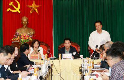 Chủ tịch HĐQT Tập đoàn Dược Bảo Châu tham gia hội nghị của Viện Nghiên cứu và Phát triển Lâm nghiệp