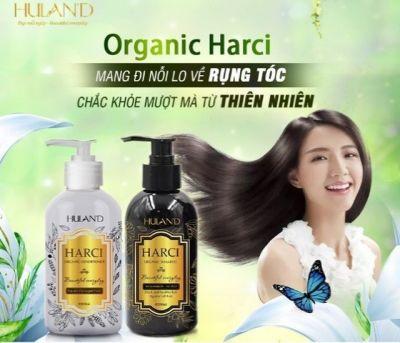 """Bộ dầu gội, xả Organic Harci – Thổi bay """"nỗi lo"""" rụng tóc"""