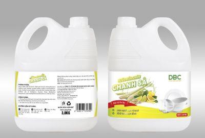 Nước rửa chén Chanh Sả (3,8kg)