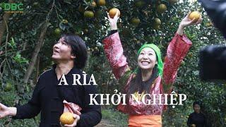Phim Hài Tết: A RÌA KHỞI NGHIỆP - Quang Tèo, Danh Thái, Thươ