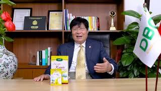 GS.TS Phạm Hưng Củng đánh gía về SP Sữa nghệ Kumin collagen