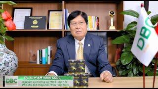 GS.TS Phạm Hưng Củng đánh giá về sản phẩm TOPKING