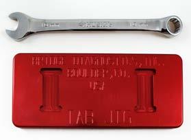 ST350-Tab Jig_ Đế nhôm gắn cảm biến đo biến dạng với kết cấu cho phép dễ dàng tháo lắp