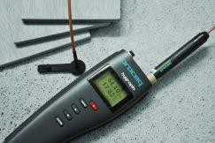 Thiết bị đo độ ẩm bê tông Hygropin