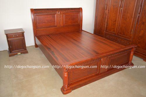 giường hương 1m8