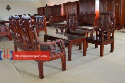 Bộ bàn ghế tiếp khách chữ thọ