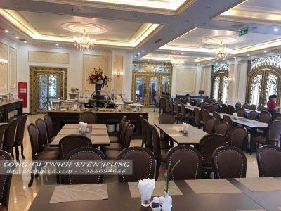 Nội thất khách sạn 4 sao Quảng Ninh