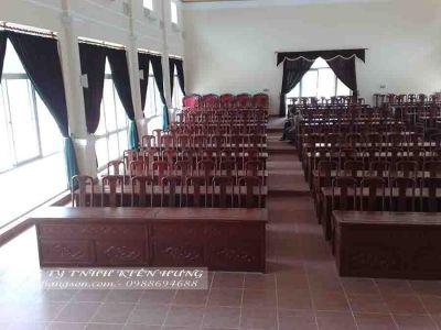 Bộ bàn ghế hội trường