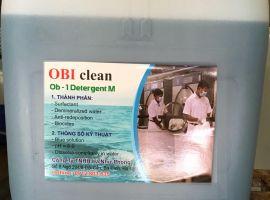 Giặt Chính OB-1-Detergent M
